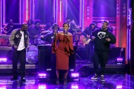 Watch De La Soul And Estelle Breeze Through &#8220;Memory Of&#8221; On <em>Fallon</em>