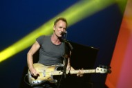 "Watch Sting Debut ""Petrol Head"" At NY Advertising Week Show"
