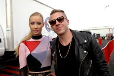 Macklemore and Iggy Azalea