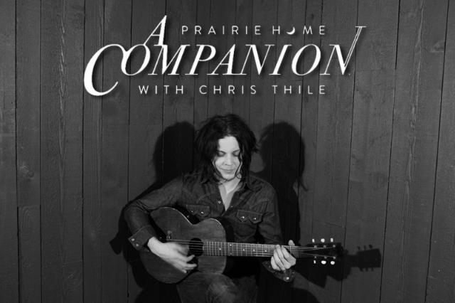 Jack White A Prairie Home Companion Teaser