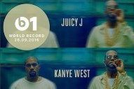 "Juicy J – ""Ballin"" (Feat. Kanye West)"
