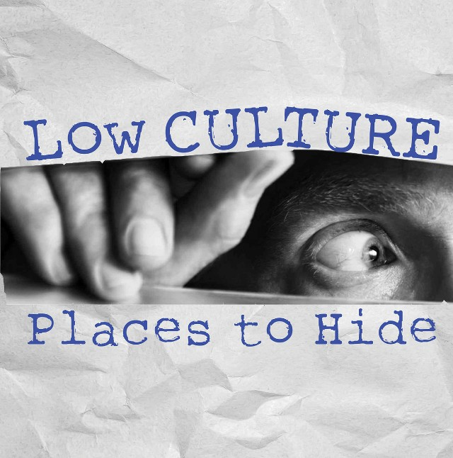 Low Culture - Places To Hide