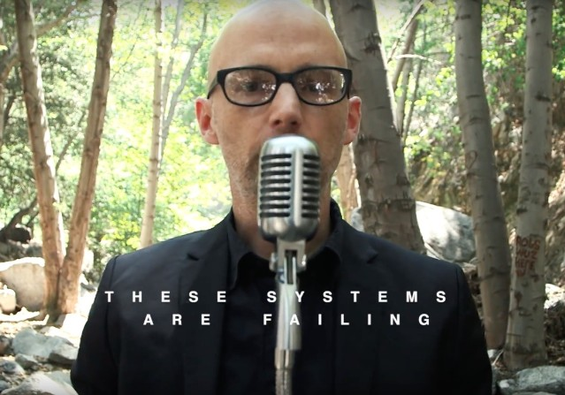 Moby - These Systems Are Failing trailer