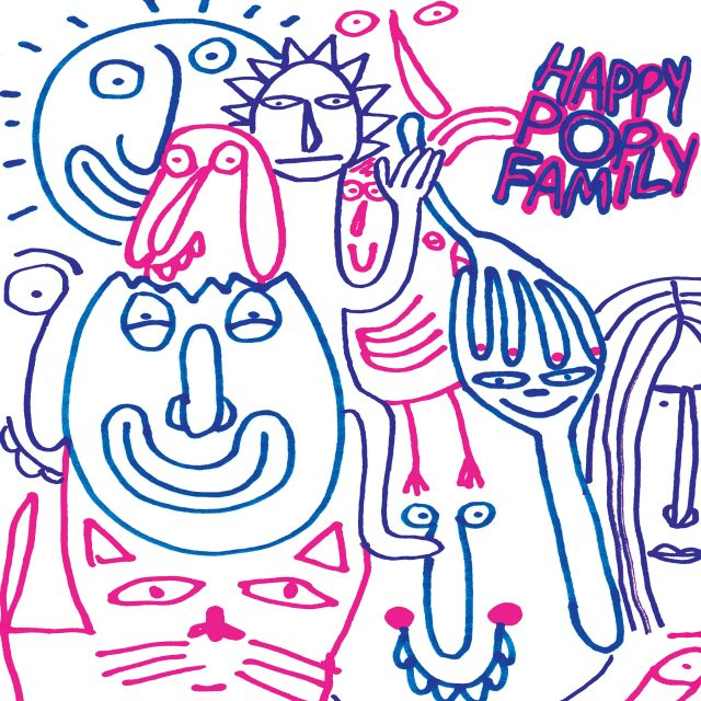 Monomyth - Happy Pop Family