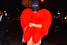 Rihanna heart