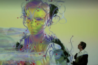 Watch Live Avatar Of Björk Promote New Digital Exhibit In London