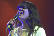 "Watch Bat For Lashes Cover Fleetwood Mac's ""Gypsy"" At End Of The Road"