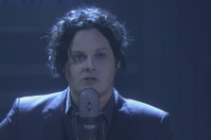 Watch Jack White Perform A White Stripes Medley On <em>The Tonight Show</em>