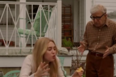 Watch Miley Cyrus In The Trailer For Woody Allen's <em>Crisis In Six Scenes</em>
