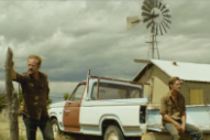 "Nick Cave & Warren Ellis – ""Comancheria"" Video"