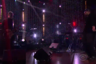 Watch Banks &#038; Steelz Perform &#8220;Giant&#8221; On <em>Corden</em>