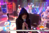 Corey Feldman Plans Another <em>Today</em> Performance, But Not <em>The Voice</em>