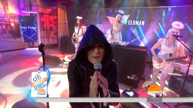Corey Feldman Plans Another <em>Today</em> Performance, But Not <em>The Voice</em>