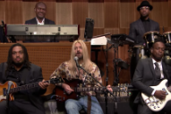 Watch Gregg Almond Sit In With The Roots On <em>Fallon</em>