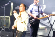 Watch Morrissey Cover The Ramones In Brooklyn