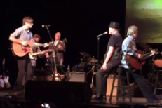 Watch Ben Gibbard Perform With The Monkees In Seattle