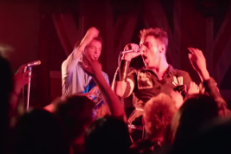 Watch Jonathan Rhys Meyers As Joe Strummer Sing