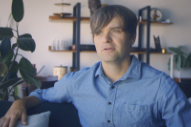 Watch A Short Film About Ben Gibbard's Love Of Trail Running