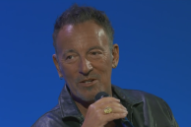 Bruce Springsteen Talks Kanye, Kendrick, And His Other Favorite Current Artists At Apple Soho