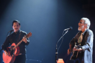 Watch Jack White Join Cat Stevens' First Nashville Show In 40 Years