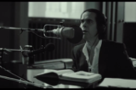 "Nick Cave & The Bad Seeds – ""Jesus Alone"" Video"