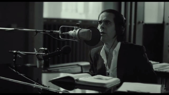 HD screening of Nick Cave making-of film
