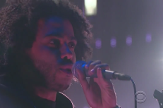 Clipping. on James Corden