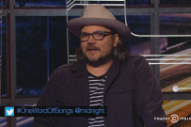 Watch Jeff Tweedy Play Hashtag Wars On <em>@Midnight</em>