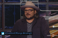 Jeff Tweedy on <em>@Midnight</em>
