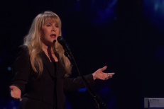 Stevie Nicks on <em>America's Got Talent</em>