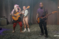 Watch Thundercat Have A Bass Battle With A Hannibal Buress Robot On <em>The Eric Andre Show</em>