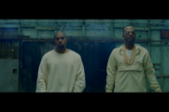 "Juicy J – ""Ballin"" (Feat. Kanye West) Video"