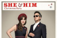 She & Him Announce Another Christmas Album