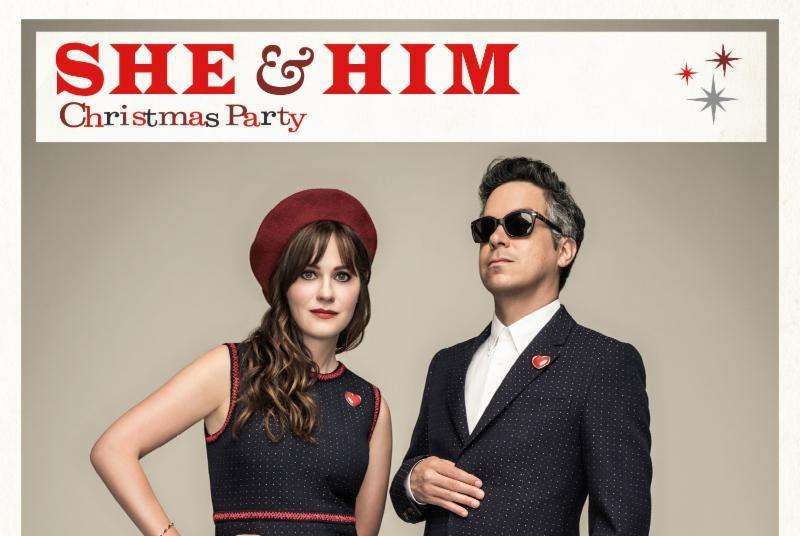 She And Him Christmas.She Him Announce Another Christmas Album Stereogum