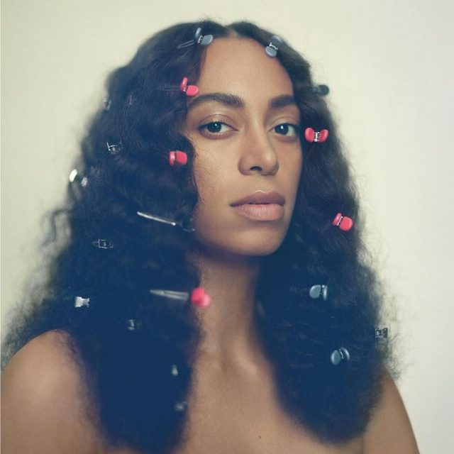 Solange  - <em>A Seat At The Table</em>