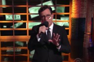 Watch Stephen Colbert Help #SaveNelly From Tax Lien