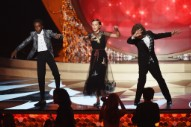 Watch The <em>Stranger Things</em> Kids Perform &#8220;Uptown Funk&#8221; At The Emmys