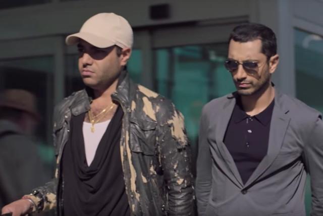 Swet Shop Boys - T5 video