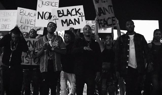 TI - Black Man video