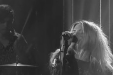 The Kills on James Corden