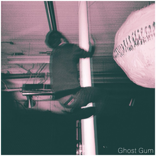 Ghost Gum - The Past, The Future, Dwelling There Like Space