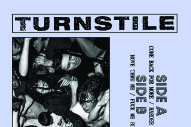 """Turnstile – """"Move Thru Me"""" / """"Fuck Me Blind"""" (Give Cover)"""