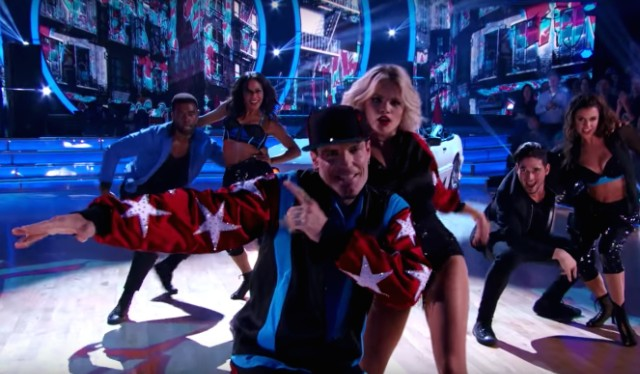 Vanilla Ice on Dancing With The Stars