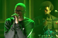 Watch Vince Staples Perform &#8220;Smile&#8221; With The Roots On <em>The Tonight Show</em>