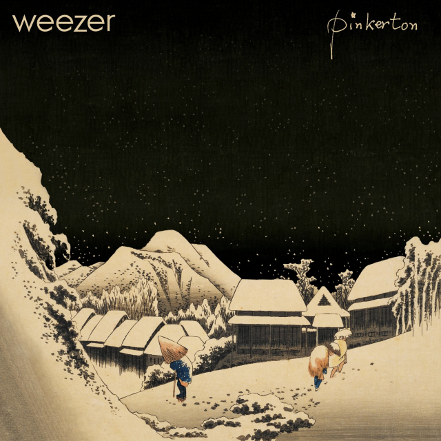 Image result for pinkerton weezer