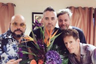 Dan Deacon Pranks Barenaked Ladies With Flowers From Hoobastank