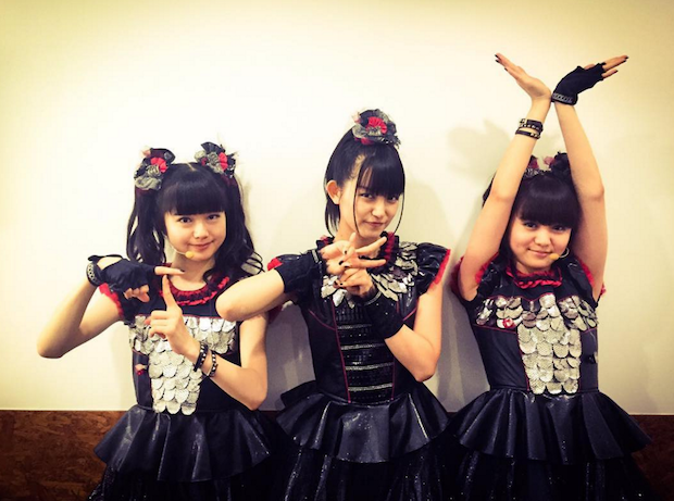 Babymetal Are Getting An Action-Adventure Series