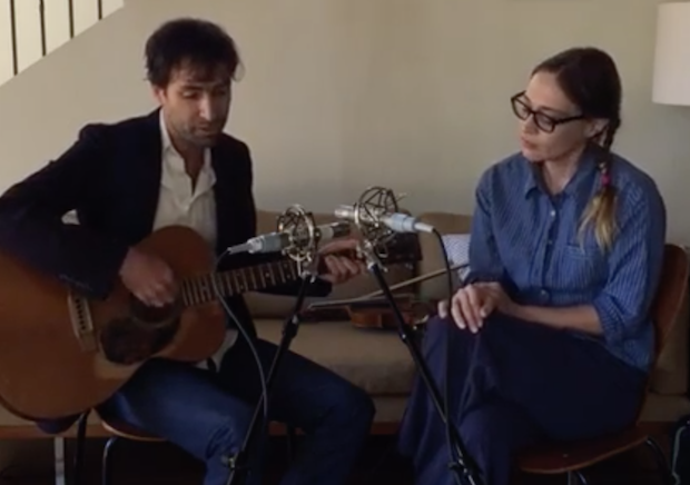 Watch Fiona Apple & Andrew Bird Play A New Song, Cover Bob Dylan, & More On <em>Live From The Great Room</em>