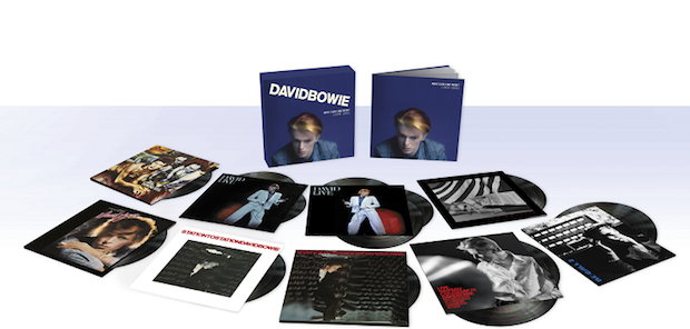Win David Bowie's <em>WHO CAN I BE NOW? (1974-1976)</em> 13-LP Vinyl Box Set