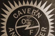 """Cavern Of Anti-Matter – """"I'm the unknown"""""""